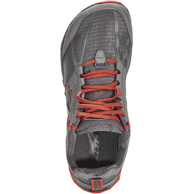 Altra Lone Peak 4 Zapatillas running Hombre, gray/orange